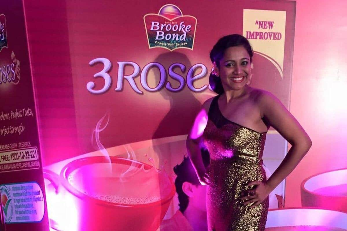 Brooke Bond 3 Roses - Employee meet