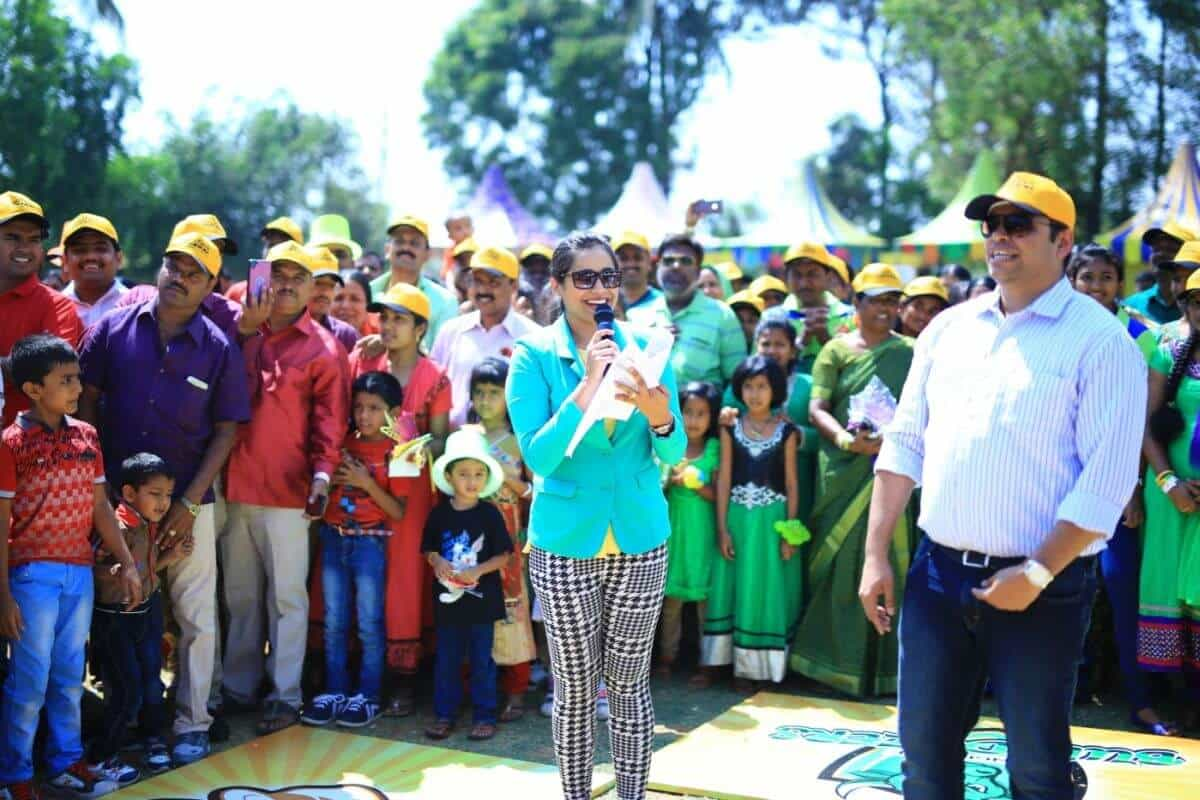 UltraTech Family Day 2016