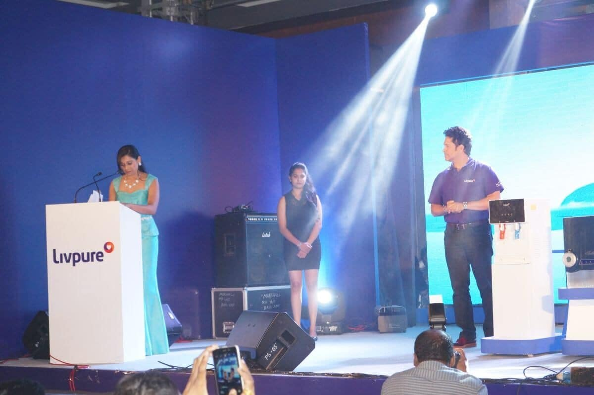Livpure Water Purifier I-Taste Product Launch