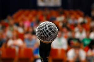 Tips to be a good speaker
