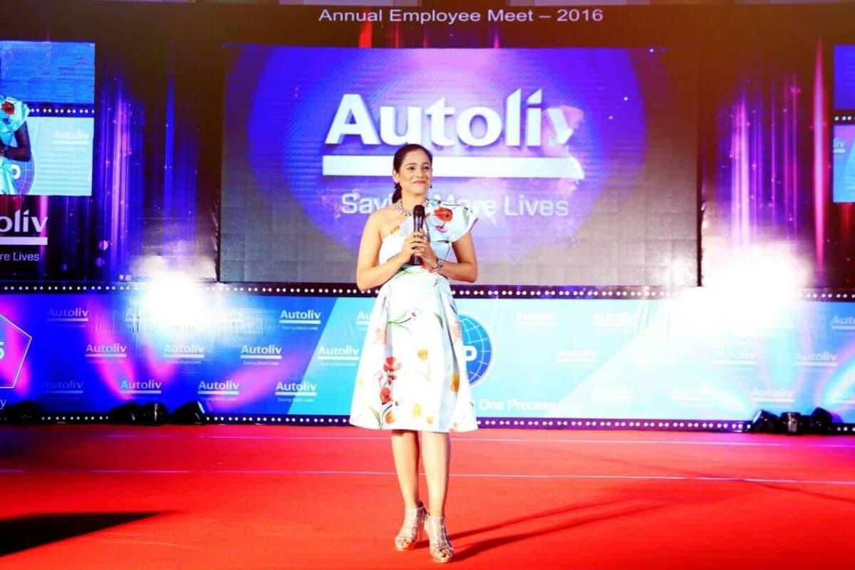 Annual Employee Meet 2016 - Autoliv India
