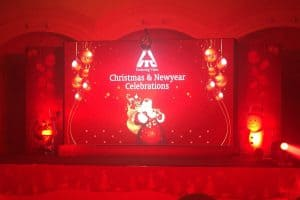 ITC Christmas & New year Celebrations