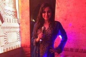 MC Reena hosts Bharathi Cement Dealers Meet in Dubai