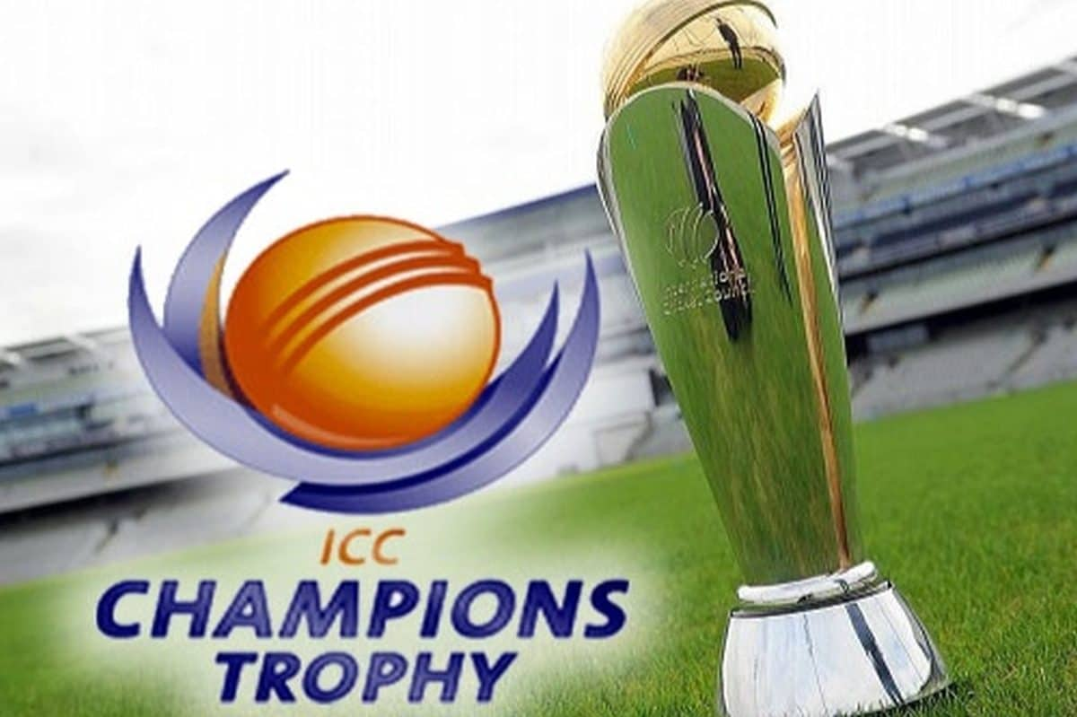 ICC Champions Trophy - Questions and Trolling